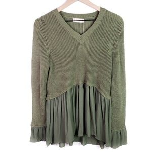 NWT Altar'd State Rowena Sweater